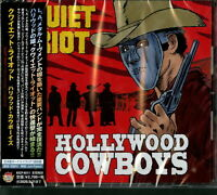 QUIET RIOT-HOLLYWOOD COWBOYS-JAPAN CD G09