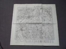 Landkarte Meßtischblatt 8126 Leutkirch, Hofs, Aichstetten, Legau 1945