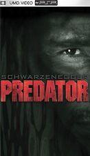Predator UMD PSP MOVIE SONY PLAYSTATION PORTABLE SCHWARZENEGGER