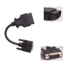 448013 OBDII Adapter OBD2 Cable for Nexiq USB Link 125032 Isuzu Hino Car TruckSF