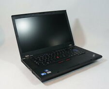 Notebook Lenovo ThinkPad T510 i5 2,66GHz 4GB RAM 500GB HDD WINDOWS 7