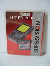 Jeu Super Block / SUPERVISION / Neuf sous blister rigide