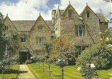 OXFORDSHIRE Kelmscott Manor postcard deltiology post card