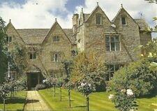 OXFORDSHIRE Kelmscott Manor postcard deltiology post card