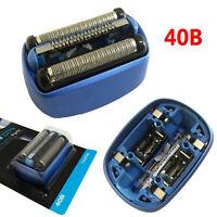 Pour Braun CoolTec 5676 CT2S 3 CT4S CT5CC 40B Shaver Foil +Cutter Head Cassette