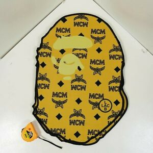 Bape x MCM Rugs and Mat Customise