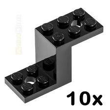10x LEGO® 76766 Winkel Konverter 5x2x2 1/3 schwarz NEU black bracket