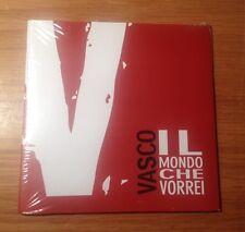 VASCO ROSSI - CD PROMO - IL MONDO CHE VORREI - SINGLE CD - SIGILLATO !!!!