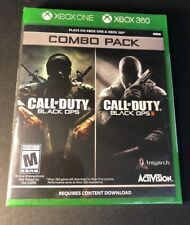 Call of Duty Black Ops Combo Pack [ 2 Games in 1 Pack ] (XBOX ONE) NEW