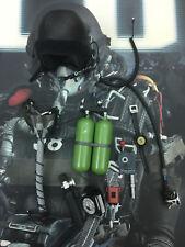 Hot toys Halo UDT ( Jump suit version ) - 1/6th Scale M3T Halo Helmet set