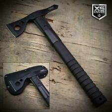 """12"""" Hunting Tomahawk Tactical Throwing Axe Battle Hatchet Camping Hiking Outdoor"""