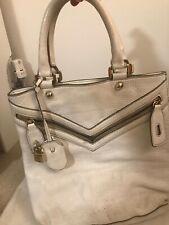 White D&G bag & purse