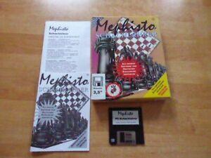 Mephisto PC-Schachlehrer in orig. Verpackung + BDA aus 1995