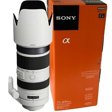 NEW SONY 70-400mm F4-5.6 G2 SSM Lens for A Mount Full Frame  (SAL70400G2)