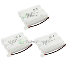 3 Cordless Home Phone Rechargeable Battery for Sanik 3SN-AA80-S-J1 3SNAA80SJ1