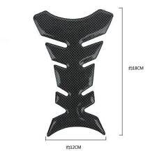 For Motorcycle CBR 600 1000 Carbon Fiber Tank Pad Tankpad Protector Sticker