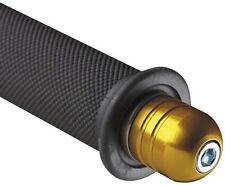 Renthal Handlebar End Plugs  Gold E189*