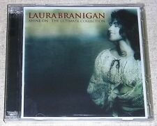 LAURA BRANIGAN Shine On Ultimate Collection CD + DVD SOUTH AFRICA Cat# CDESP 363