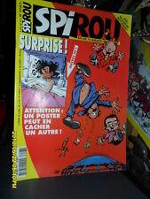 1997 Spirou Large Comic Magazine #3107 Humour Satire Free Shipping