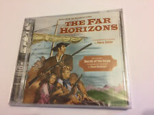 THE FAR HORIZONS / SECRET OF... (Salter) OOP Ltd Score Soundtrack OST CD SEALED
