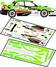 DECALS 1/43 SUBARU IMPREZA WRC - #4 - O'RIORDAN - RALLYE ULSTER 2012 - D43117