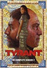 Tyrant Season 2 Complete Series Two Second Region 4 DVD (3 Discs)