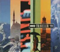 TRAVELLER '99 A PLANETFUL OF GROOVE various (CD, album) house, tribal, latin,