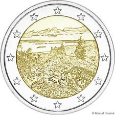 2 Euro Gedenkmünze Finnland 2018 bfr. - Nationalpark Koli