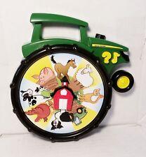 John Deere Hand Held See & Say Educational Electronic Toy Tractor Ertl