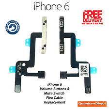 NEW Replacement iPhone 6 Volume/Audio Control Buttons & Mute/Silent Switch Flex