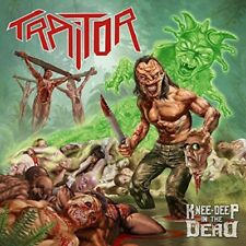 Knee-deep in The Dead Traitor Audio CD