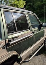 PAIR OF 1984-2001 JEEP CHEROKEE XJ REAR DOOR RUB RAILS