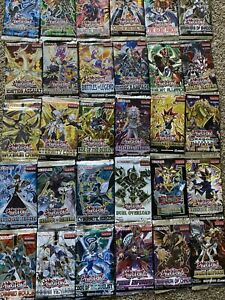 YUGIOH MYSTERY BOX IN 2020 TIN! 10 Booster Packs, 100 Commons, 30 Foils