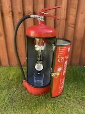 Recycled Fire Extinguisher 9L MIni Bar Optic Dispenser
