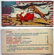 Striscia IL PICCOLO SCERIFFO IIª Serie N 62 TORELLI 1953