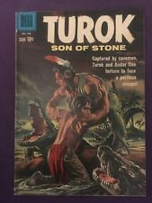 "TUROK SON OF STONE #22 ""THE OUTSIDERS"" -  (5.0) 1961"