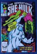 New listing She-Hulk 7 (1989) Marvel