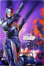 "ROBOCOP (1987) by Martin Ansin 24""X36"" Limited Edition Screen Print Poster MONDO"