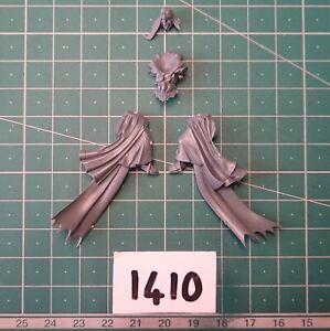 High Elf Lord On Dragon Body, Legs Torso & Head Spares - Warhammer & AOS Bits