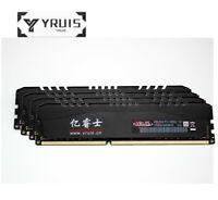 YRUIS 32GB 4X8GB PC3-10600 DDR3-1333MHz 240pin CL11 1.5V DIMM Desktop Memory EL