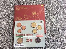 Coffret de 8 pièces Italie - 2008