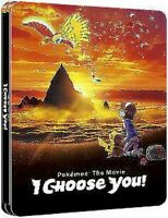 Pokémon - le Film - I Choisir You Steelbook Blu-Ray Blu-Ray (MANB8853)
