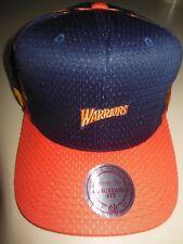 Golden State Warriors Men s NBA Mitchell   Ness Adjustable Fit Cap Hat Snap  Back 59e5cff0d