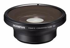 New! OLYMPUS Fish Eye Converter FCON-T 01 for TG-1, TG-2, TG-3, TG-4 from Japan