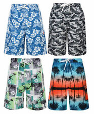 Unbranded Floral Big & Tall Shorts for Men