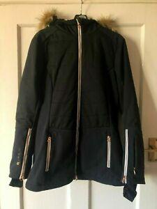 Sweaty Betty Method Ski Jacket SAMPLE S Brand New **Please read description**