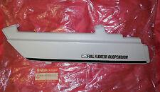 1984-1986 Suzuki GS1150 RH Seat Molding White NOS 45410-00a30
