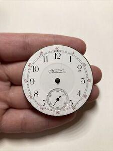 WALTHAM RIVERSIDE 17J 1888 Men's Pocketwatch Movement