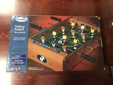 Foosball Tabletop Competition 40 Inch Indoor Family Soccer Game for Kids Adults