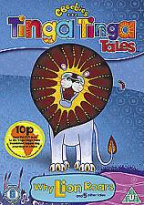 Tinga Tinga Tales - Why Lion Roars (DVD, 2012)